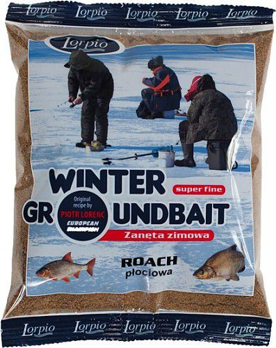 Winter Groundbait