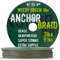 Linka Anchor Braid Gravel zielona