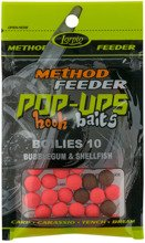 Pop-Ups Hook Baits Boilies Bubblegum & Shellfish