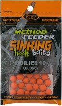 Sinking Hook Baits Boilies Coconut