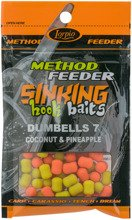 Sinking Hook Baits Dumbells 7 Coconut & Pineapple