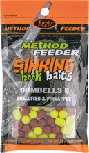 Sinking Hook Baits Dumbells 8 Shellfish & Pineapple