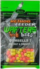 Wafters Hook Baits Dumbells 7 Coconut & Pineapple