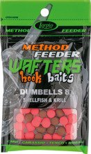 Wafters Hook Baits Dumbells 8 Shellfish & Krill