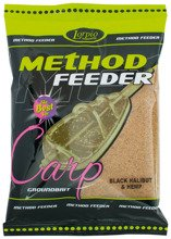 Zanęta Method Feeder Black Halibut & Hemp