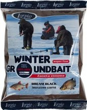 Zanęta Winter Groundbait Bream Black